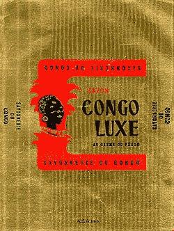 Savon Congo Luxe