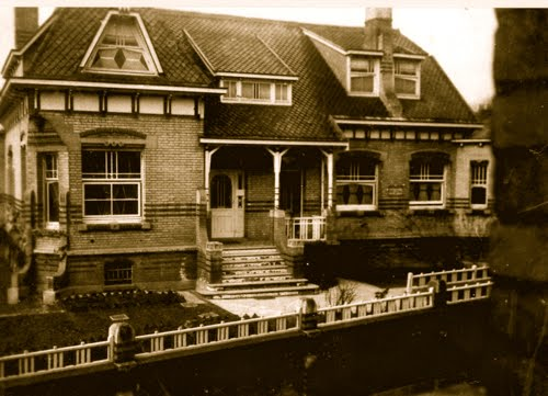 Le Vert Cottage en 1912