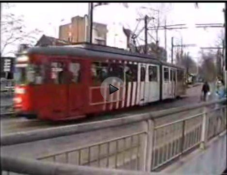 """Le tram """" Mongy """""""