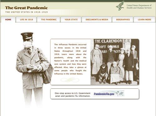 La pandémie de 1918-1919
