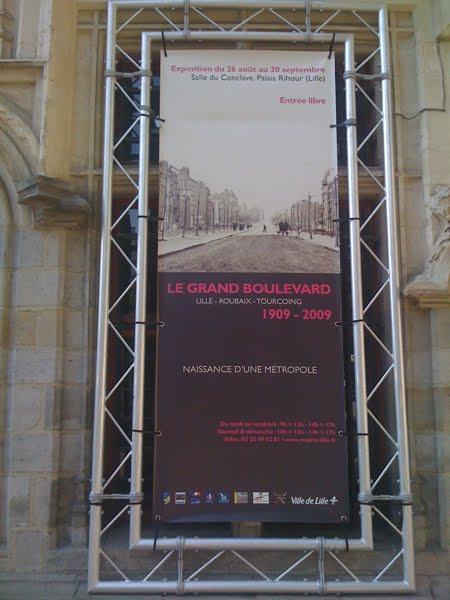 Une exposition au Palais Rihour
