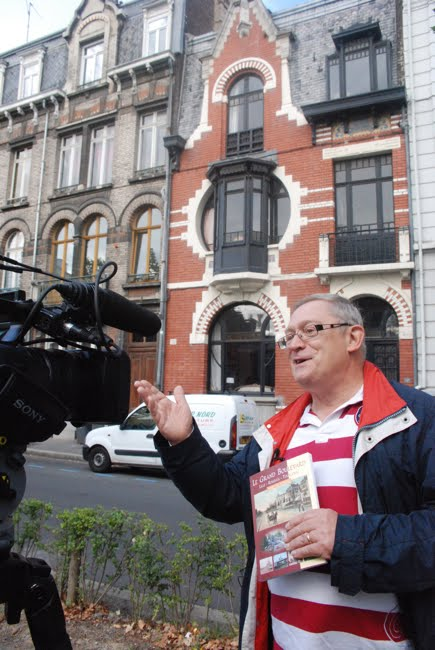 Grand Lille TV filme le Grand Boulevard