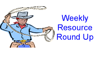 weekly resource roundup logo