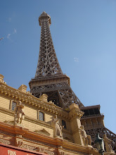 The Eiffel Tower (Vegas!)