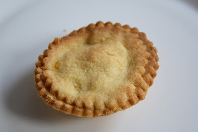Perfect mince pie