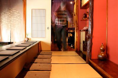 Higachi-Chaya tea room Kanazawa