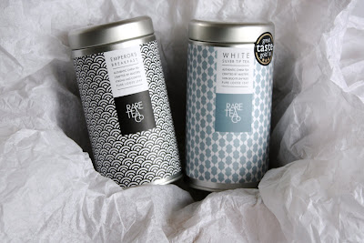 Rare Tea by post tins White Emperor's Breakfast