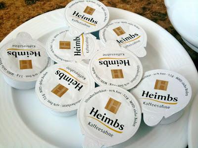 Heimbs kaffeesahne coffee creamer