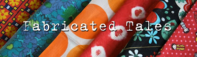 Fabricated Tales blog header