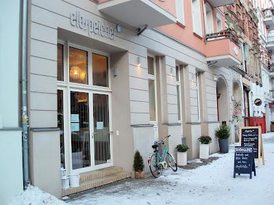 Elbspeicher Prenzlauer Berg Berlin exterior