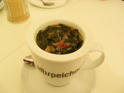 Elbspeicher Prenzlauer Berg Berlin tea