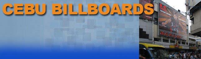 Cebu Billboard / Billboards