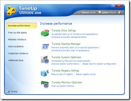 TuneUp Utilities 2008