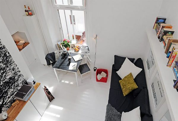Indigo: Studio Apartment