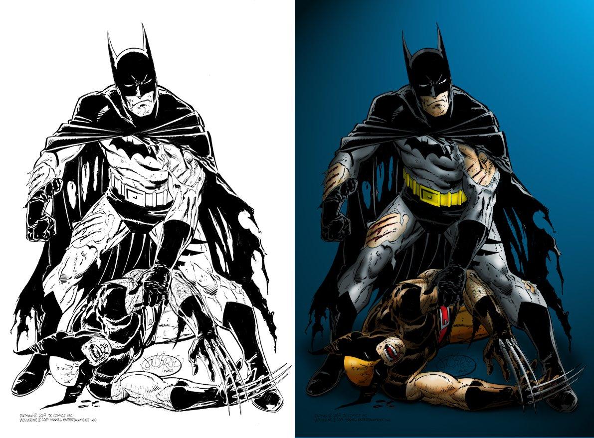 [Batman.Wolverine]