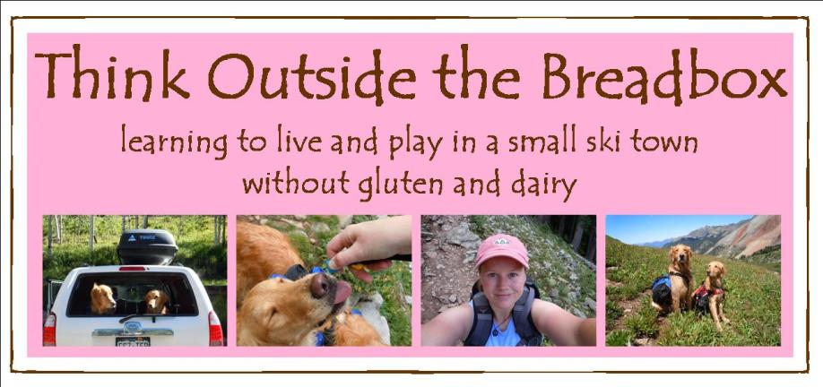 think outside the breadbox