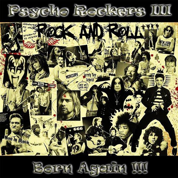 Psycho Rockers III