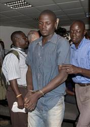 news police ugandan activist killed partner