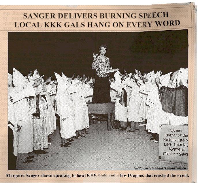 Margaret Sanger, Planned Parenthood Founder