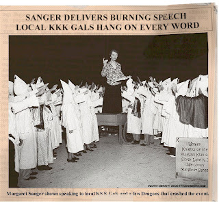 The Truth About Margaret Sanger