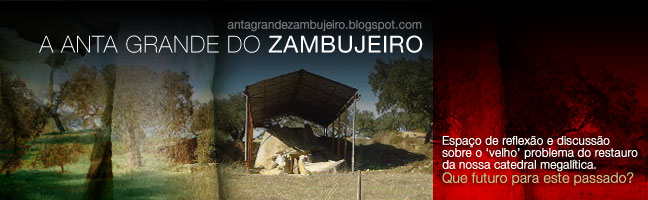 A Anta Grande do Zambujeiro