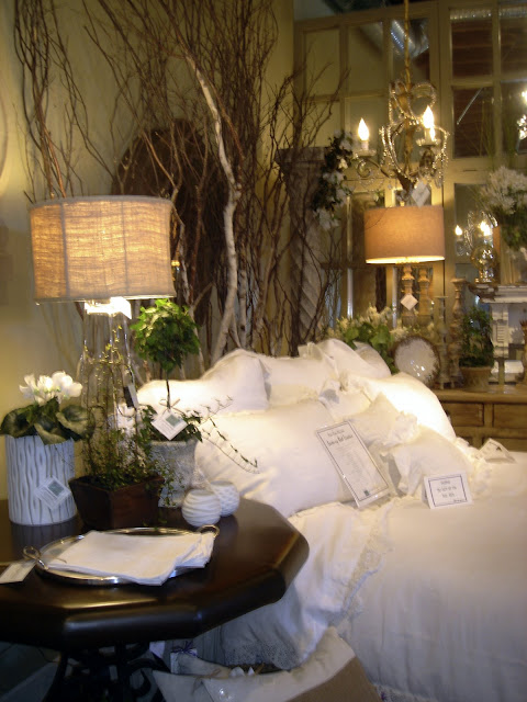 Authentica classics branch out for Rustic romantic bedroom