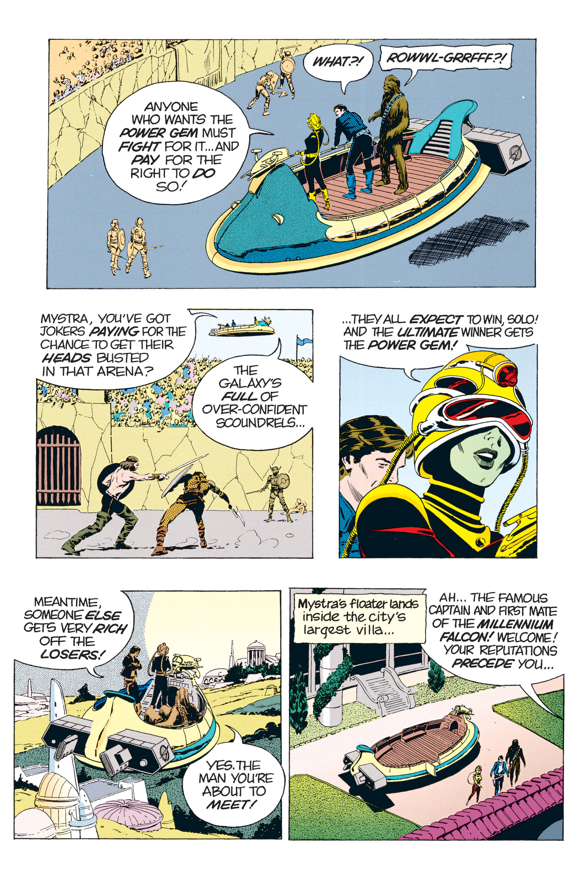 Classic Star Wars #11 #11 - English 24