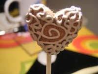 9A filigrana corazon   Pendientes con forma de corazón (*)