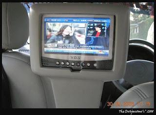 TRANSCAB - Taxi baru ber-TV Satelite....