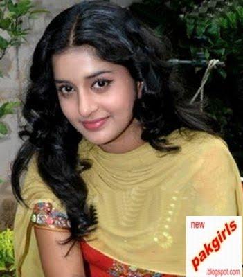 Girls in Shirt Shalwar