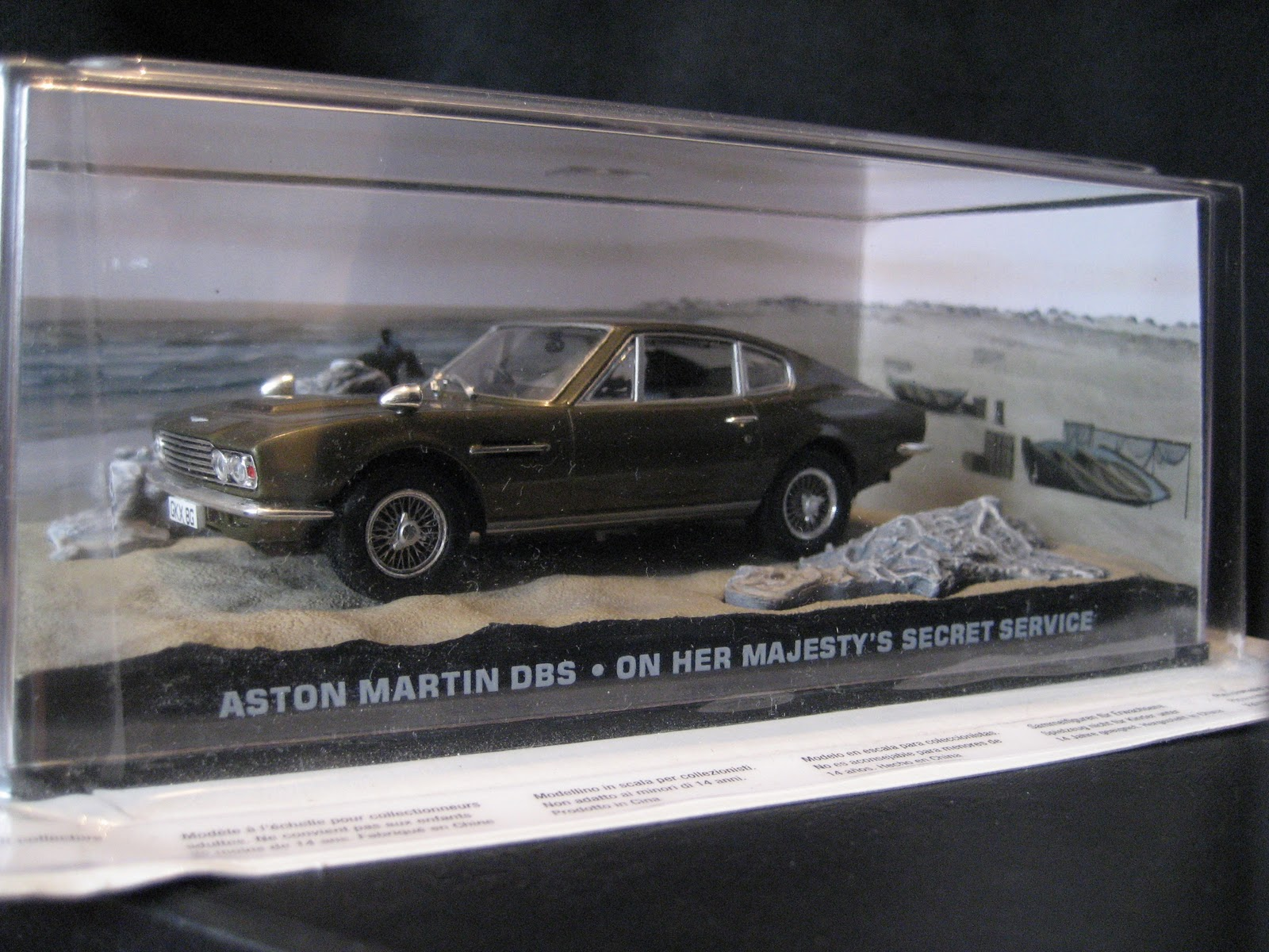 James Bond Collectibles: James Bond Car Collection: On Her Majesty\'s ...