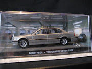 James Bond Car Collection: Tomorrow Never Dies