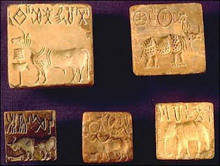 ancient india writing