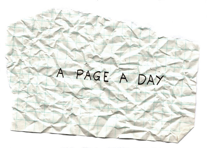 a page a day