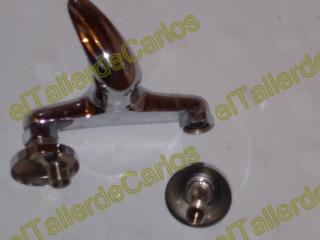 Eltallerdecarlos cambiar grifo ducha exc ntricas for Como cambiar un grifo de cocina