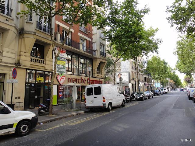 Cin Fa Ades Celtique Boulogne Billancourt 92