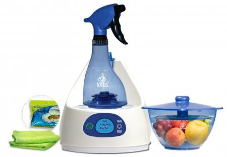 Easy Frugal Living Tersano Lotus Lsr100 Home Sanitizing