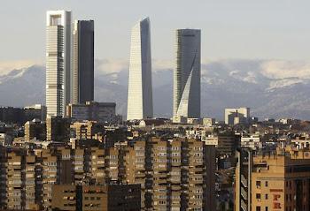 Madrid en la cámara de Andrea Comas