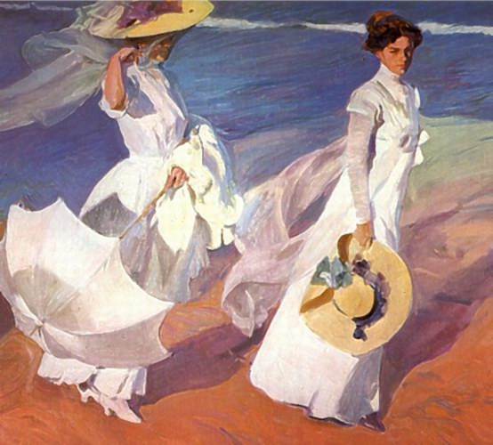 Joaquin Sorolla Paintings