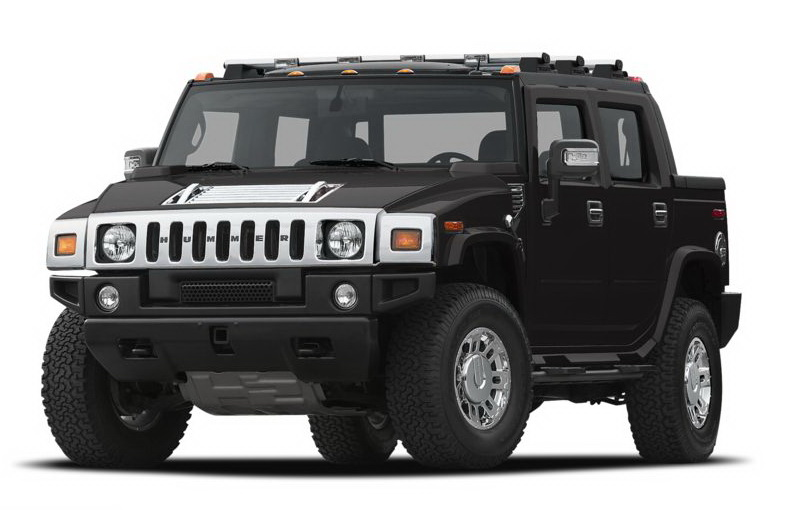 2003 Hummer H2 With Gm Accessories. GM and Hummer have officially