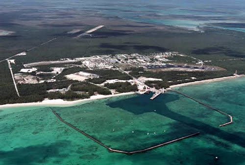 Bahamas UFO Files: Strange Sighting at AUTEC Base - Andros