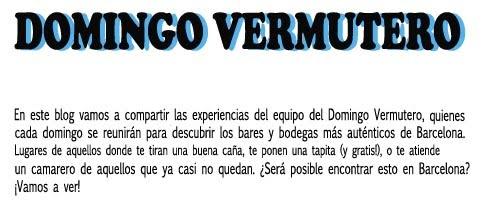 Domingo Vermutero
