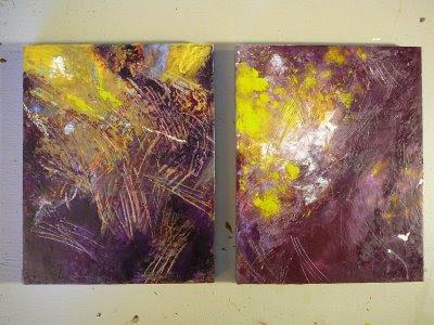 Connie Kleinjans abstract art