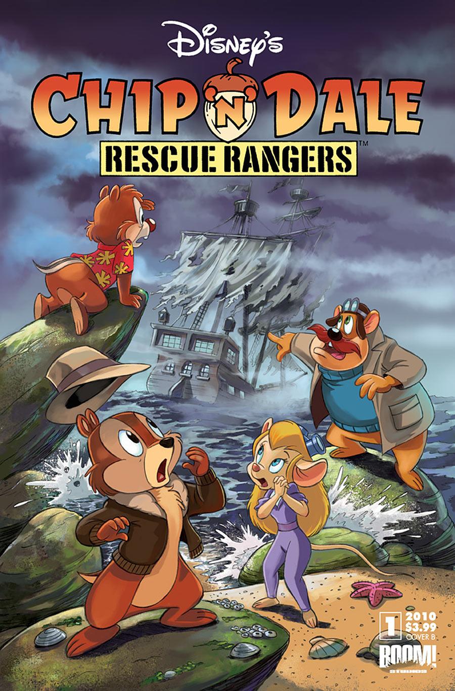 Hq Preview Quot Chip N Dale Rescue Rangers 1 Quot