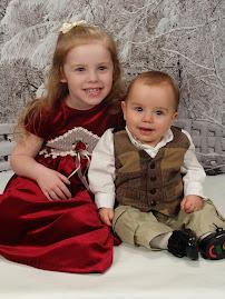 Lydia and Luke