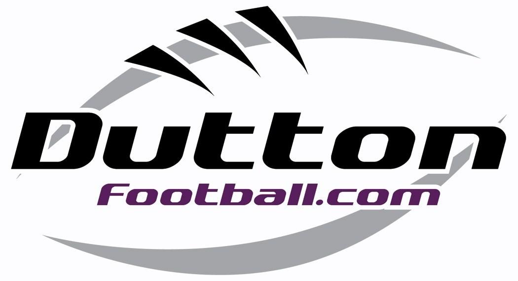 Dutton Football Logo