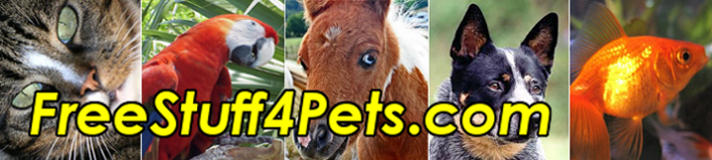 Free Stuff 4 Pets