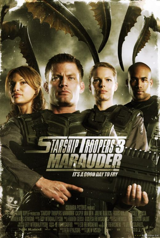 [MULTI]Starship Troopers 3: Marauder