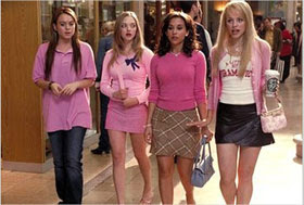 an analysis of the character of cady in the film mean girls by mark waters