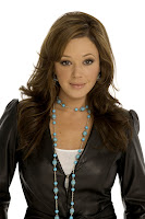 Leah Remini Hot Leather Skirt S